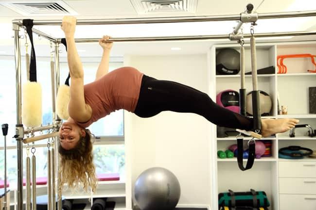 אימון לנשים בהריון - סטודיו מיי מוב