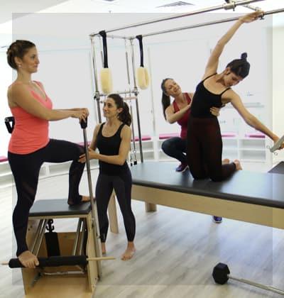 My Move - מתחם פיזיותרפיה ופילאטיס